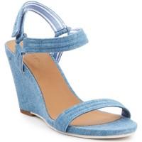 Παπούτσια Γυναίκα Σανδάλια / Πέδιλα Lacoste Karoly 7-29SRW2314125 blue