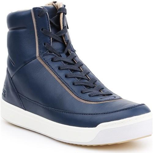 Παπούτσια Γυναίκα Ψηλά Sneakers Lacoste Explorateur 7-32CAW0118003 navy