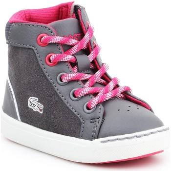 Παπούτσια Παιδί Ψηλά Sneakers Lacoste Explorateur 7-32CAI1001248 grey