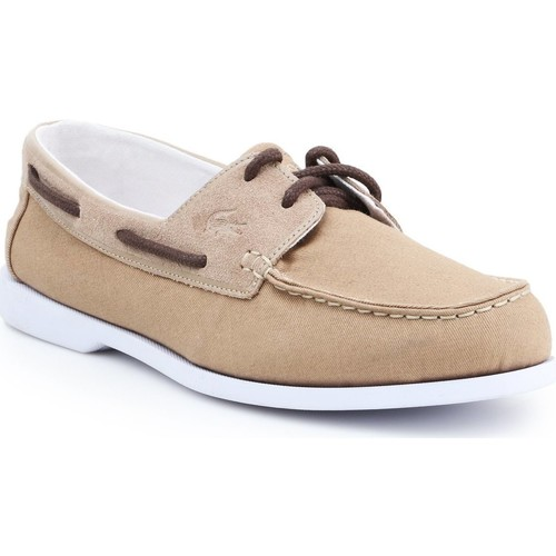 Παπούτσια Άνδρας Boat shoes Lacoste Navire Casual 7-31CAM0152C21 brown