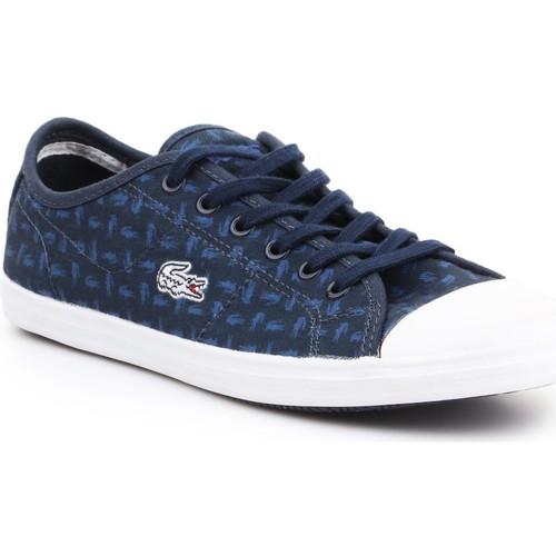 Παπούτσια Γυναίκα Χαμηλά Sneakers Lacoste Ziane 7-31SPW0038003 navy