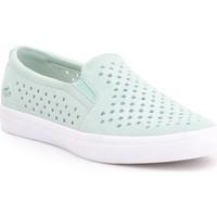 Παπούτσια Γυναίκα Slip on Lacoste Gazon 7-31CAW01342K8 miętowy
