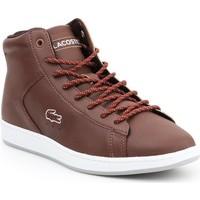 Παπούτσια Γυναίκα Ψηλά Sneakers Lacoste Carnaby EVO 7-30SPW411377T brown