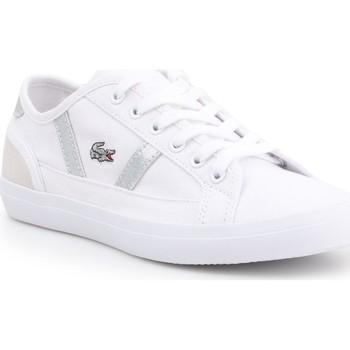 Παπούτσια Γυναίκα Χαμηλά Sneakers Lacoste Sideline 7-37CFA004321G white