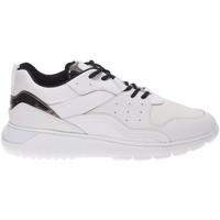Παπούτσια Άνδρας Χαμηλά Sneakers Hogan HXM3710AQ14KFV692C bianco
