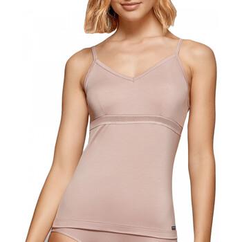 Υφασμάτινα Γυναίκα Αμάνικα / T-shirts χωρίς μανίκια Impetus Travel Woman 8306F84 J82 Ροζ
