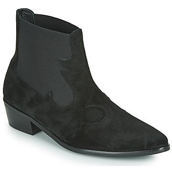 Παπούτσια Γυναίκα Μπότες Fericelli NANTIAG Black