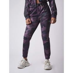 Υφασμάτινα Γυναίκα Παντελόνια Project X Paris  Violet