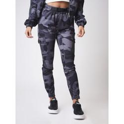 Υφασμάτινα Γυναίκα Παντελόνια Project X Paris  Black