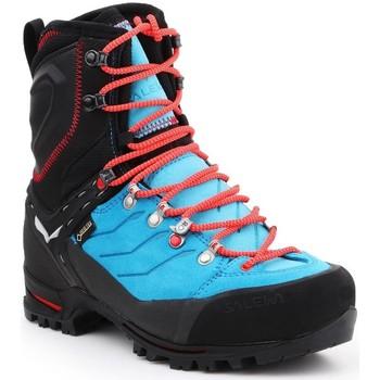 Παπούτσια Γυναίκα Πεζοπορίας Salewa WS Vultur EVO GTX 61335-8610 black, blue