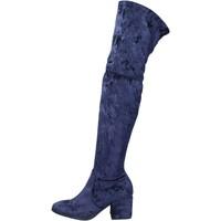 Παπούτσια Γυναίκα Μπότες Accademia BK400 Μπλε