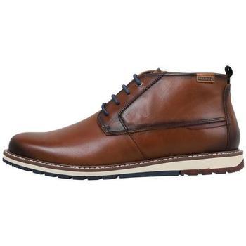 Παπούτσια Άνδρας Μπότες Pikolinos  Brown