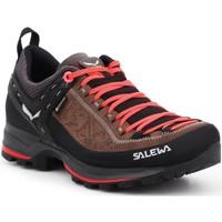 Παπούτσια Γυναίκα Πεζοπορίας Salewa WS MTN Trainer 2 GTX 61358-0480 brown, black