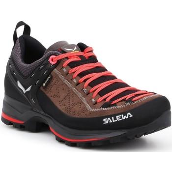 Παπούτσια Γυναίκα Πεζοπορίας Salewa WS MTN Trainer 2 GTX 61358-0480 black, brown