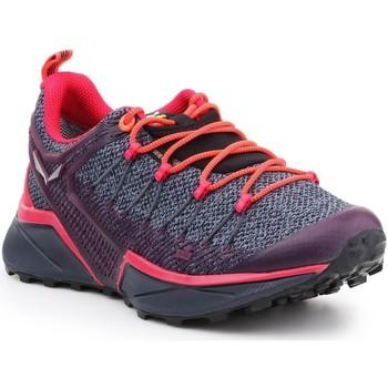 Παπούτσια Γυναίκα Πεζοπορίας Salewa WS Dropline GTX 61367-3853 purple, pink