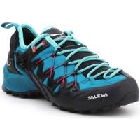 Παπούτσια Γυναίκα Πεζοπορίας Salewa WS Wildfire Edge 61347-8736 black, blue