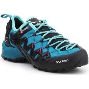 Παπούτσια Γυναίκα Πεζοπορίας Salewa WS Wildfire Edge 61347-8736 blue, black