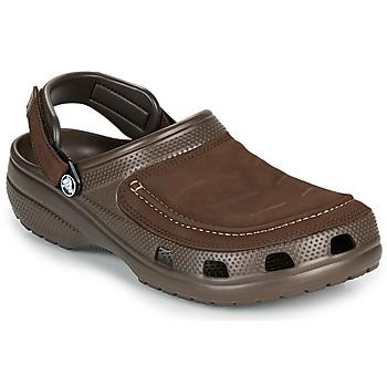 Παπούτσια Άνδρας Σαμπό Crocs YUKON VISTA II CLOG M Brown