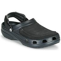 Παπούτσια Άνδρας Σαμπό Crocs YUKON VISTA II CLOG M Black