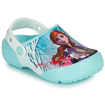 Παπούτσια Κορίτσι Σαμπό Crocs CROCSFL OL DISNEY Mπλε