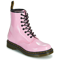 Παπούτσια Γυναίκα Μπότες Dr Martens 1460 W Ροζ