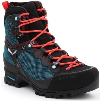 Παπούτσια Γυναίκα Πεζοπορίας Salewa WS Raven 3 GTX 61344-8736 green, black, red