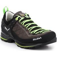 Παπούτσια Άνδρας Πεζοπορίας Salewa MS MTN Trainer 2 L 61357-0471 brown, black, green