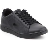 Παπούτσια Γυναίκα Χαμηλά Sneakers Lacoste Carnaby EVO 7-34SPW0008024 black