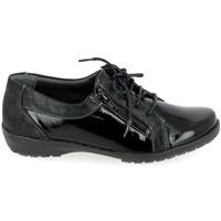 Παπούτσια Άνδρας Derby Boissy 80069 Noir Black