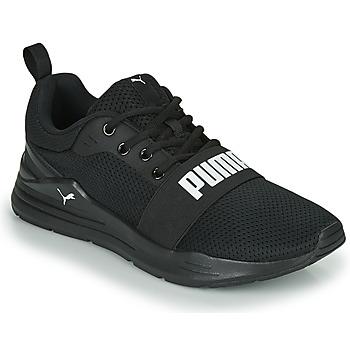 Παπούτσια Άνδρας Χαμηλά Sneakers Puma WIRED Black