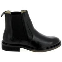 Παπούτσια Άνδρας Μπότες Kickers Alphasea Noir Black