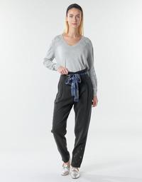Υφασμάτινα Γυναίκα Παντελόνες / σαλβάρια Desigual CHARLOTTE Black
