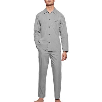 Υφασμάτινα Άνδρας Πιτζάμα/Νυχτικό Impetus 1500310 E97 Grey