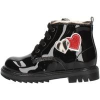 Παπούτσια Κορίτσι Μποτίνια Nero Giardini I021502F Black