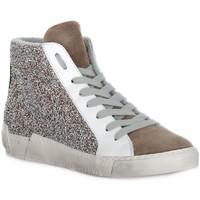 Παπούτσια Γυναίκα Ψηλά Sneakers At Go GO CALIFORNIA TORTORA Beige