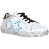 Παπούτσια Αγόρι Χαμηλά Sneakers Grunland BIANCO TADO Bianco