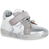 Παπούτσια Αγόρι Χαμηλά Sneakers Grunland BIANCO NOON Bianco
