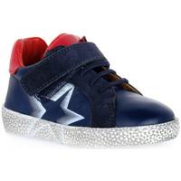 Παπούτσια Αγόρι Μπότες Grunland BLU NOON Blu