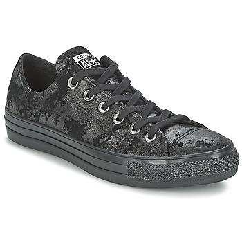 Παπούτσια Γυναίκα Χαμηλά Sneakers Converse CHUCK TAYLOR ALL STAR HARDWARE Black
