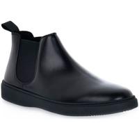 Παπούτσια Άνδρας Μπότες Frau PONCHO NERO Nero