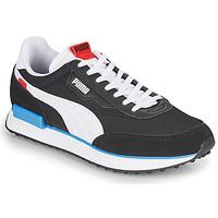 Παπούτσια Άνδρας Χαμηλά Sneakers Puma FUTURE RIDER PLAY ON Black / Άσπρο