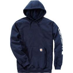 Υφασμάτινα Φούτερ Carhartt Sweatshirt à capuche  Logo bleu marine