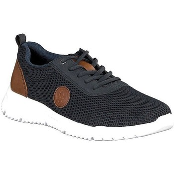 Xαμηλά Sneakers Rieker Navy Amaretto Blue Trainers