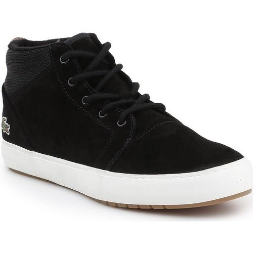 Παπούτσια Άνδρας Ψηλά Sneakers Lacoste Ampthill Chukka 417 7-34CAW0065024 black