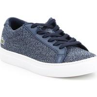 Παπούτσια Γυναίκα Χαμηλά Sneakers Lacoste L 12 12 317 7-34CAW0017003 blue