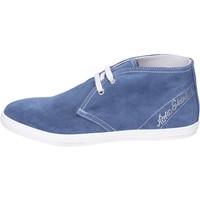 Παπούτσια Κορίτσι Μποτίνια NeroGiardini Μπότες αστραγάλου BK487 Μπλε