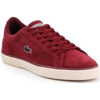 Παπούτσια Άνδρας Χαμηλά Sneakers Lacoste Lerond 319 7-38CMA0051RD3 burgundy