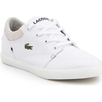 Παπούτσια Άνδρας Χαμηλά Sneakers Lacoste Bayliss 218 7-35CAM001083J white