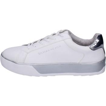 Παπούτσια Κορίτσι Sneakers Silvian Heach BK491 λευκό