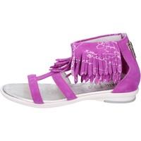 Παπούτσια Κορίτσι Σανδάλια / Πέδιλα 1A Classe Alviero Martini BK495 Βιολέτα